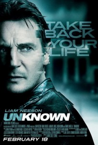 Review of Unknown, starring Liam Neeson
