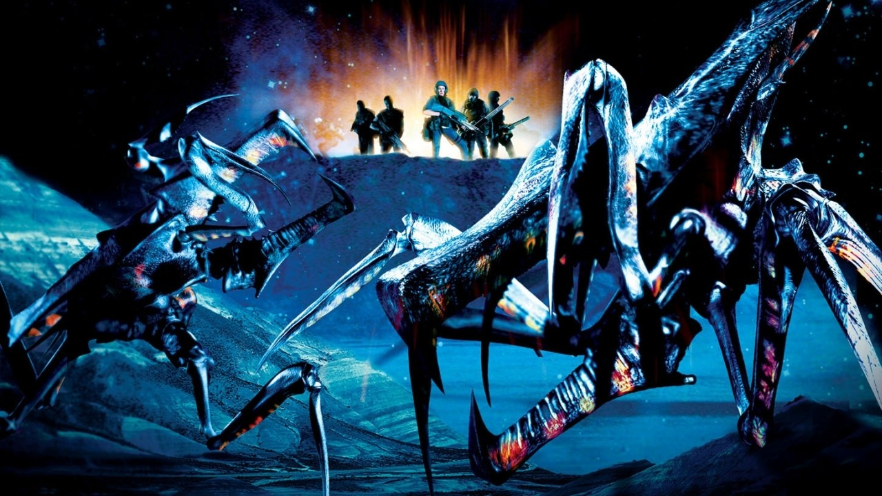 Starship Troopers 2 Bugs