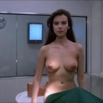 "Obligatory topless picture of ""Space Girl"" Mathilda May that must be displayed when reviewing ""Lifeforce"""